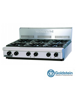 Goldstein 8 Gas Burner Range Top