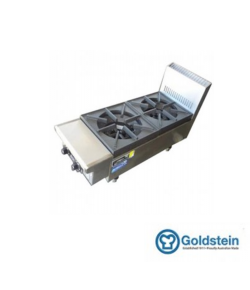 Goldstein 2 Gas Burner Range Top