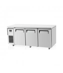 SKIPIO, Under Counter, Freezer, Solid Door, 1800mm, 538L
