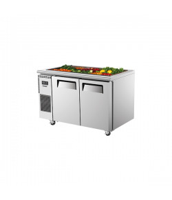 SKIPIO, Salad Side Prep Table, Buffet, 1200mm, 2 Door