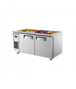 SKIPIO, Salad Side Prep Table, Buffet, 1500mm, 2 Door