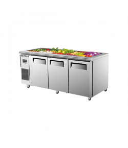 SKIPIO, Salad Side Prep Table, Buffet, 1800mm, 3 Door