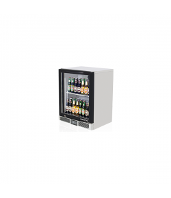 SKIPIO, Back Bar Fridge, 1 Door, 800mm (H)