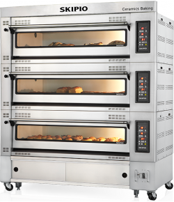 SKIPIO, Deck Oven, 1643mm