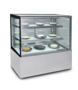 Cake display - 2 shelves, 1200mm
