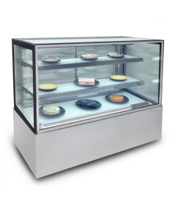 Cake display - 2 shelves, 1500mm