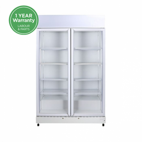 Upright  Fridge -Glass Door