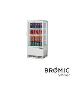 Upright  Fridge and Freezer-Glass Door