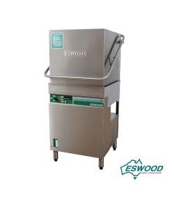 Pass Through Recirculating Dishwasher