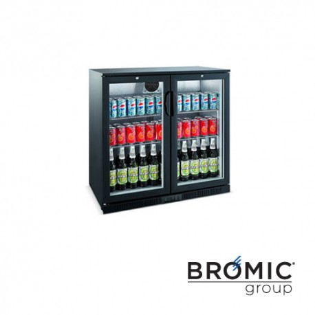 Back Bar Fridge - 2 Door