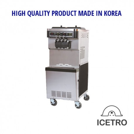 Frozen Yogurt Machine, 21kg/hr