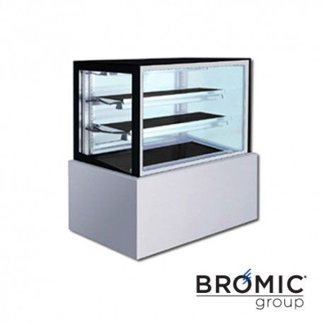 Cake display - 2 shelves, 1500mm