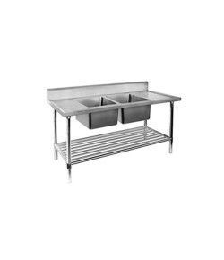 Stianless steel benches