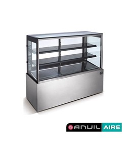 Hot Food Display – 2 Shelves