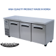 Lassele Underbench Fridge, 3 Door type, 521 litre