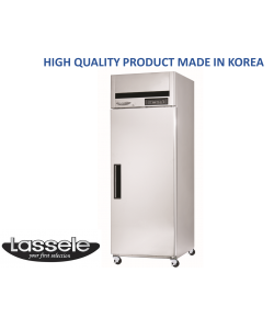 Lassele Upright Fridge,  1 Door,  550Litre