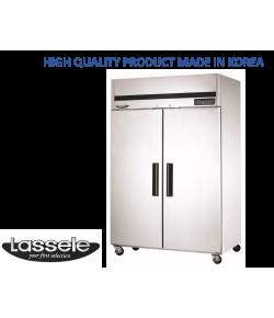 Lassele Upright Fridge, 2 Door, 1236Litre