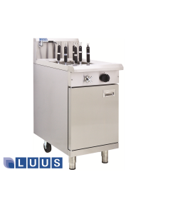LUUS Noodle Cookers - Single tank, 6 baskets