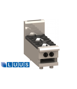 LUUS Benchtop, 2 burners