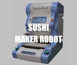 Sushi Maker Robot