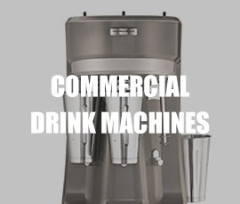 Commercial Drink Machines