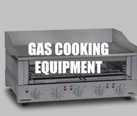 Gas Cooking Equipment